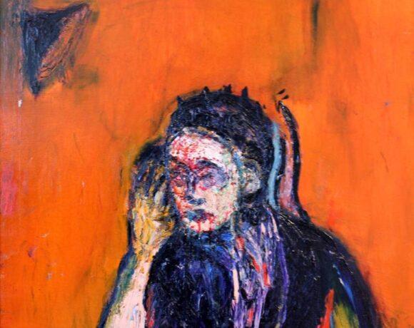 dipinto di Fabrizio D'Andrea