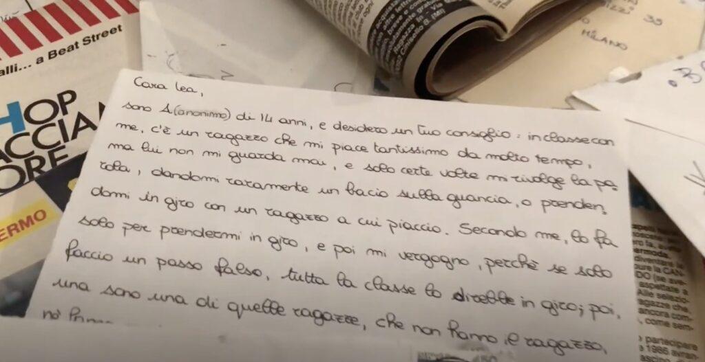 Lettere a Lea Melandri